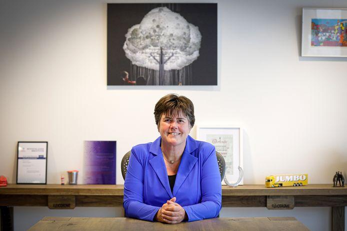 Ina Adema , burgemeester van Lelystad wordt de nieuwe Commissaris van de Koning in Brabant.