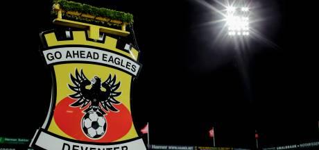 Sirtaki bevalt GA Eagles wel: jacht op nieuwe Griekse aanvaller