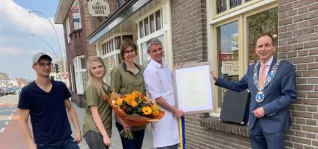 Valkenswaardse bakkerij Hoekx voortaan hofleverancier