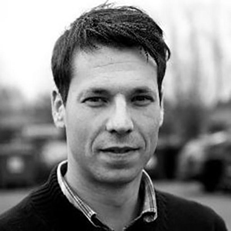 Wim Vermeersch. Beeld rv
