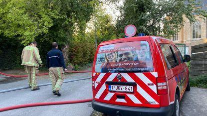 Brand in garagebox ontstond allicht accidenteel