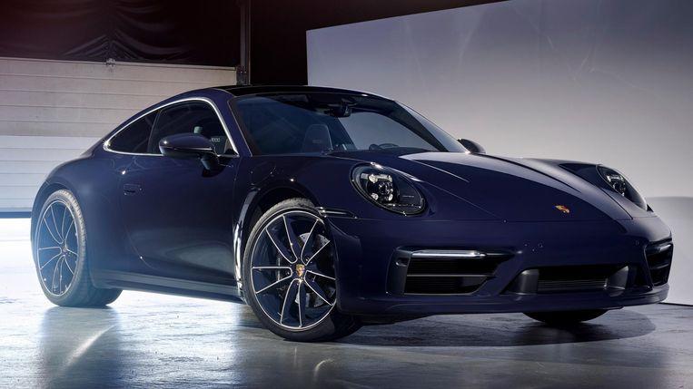 Porsche brengt hulde aan de Belgische racelegende met een unieke 911 Carrera 4S 'Belgian Legend Edition'