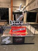 Sintsurprise: The Voice of Holland voor meester Pim.