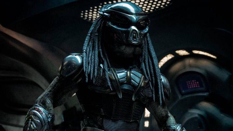 The Predator van regisseur Shane Black. Beeld