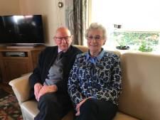 Lossers stel is 70 jaar getrouwd: 'We hebben 40 kleinkinderen'