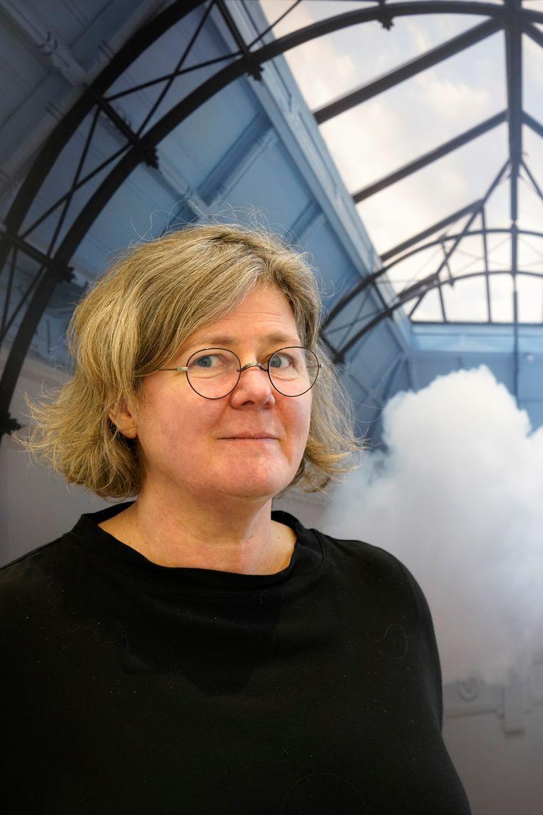 Marjolein de Groen is kunstenaar/verzamelaar en samen met Peter Jordaan initiatiefnemer van Collectie DE.GROEN fine art collection. Beeld studioschuurman