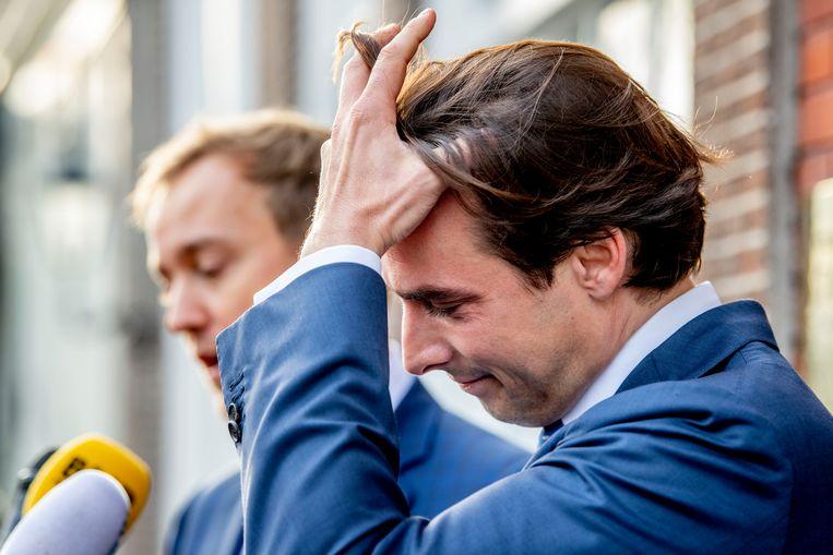 Thierry Baudet. Beeld Hollandse Hoogte /  ANP