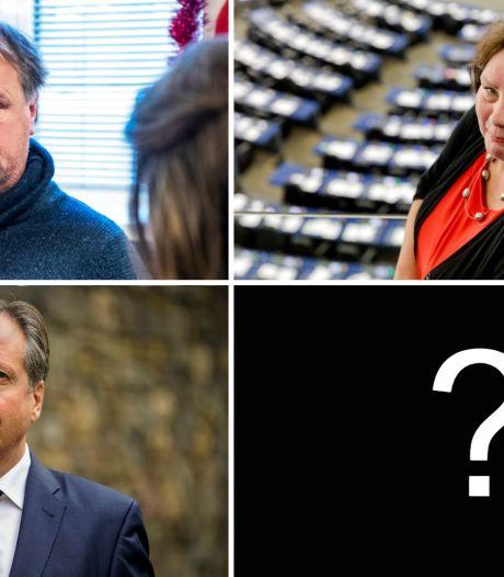 De dans om de Utrechtse ambtsketen is begonnen en doet Jerry Goossens denken aan de komst van Wolfsen