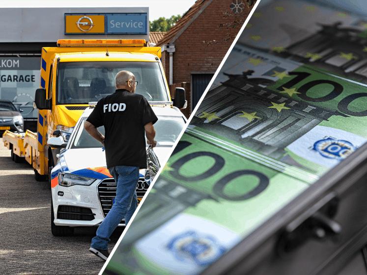 Autobranche blijkt ondanks onderzoek FIOD witwasmachine voor criminelen