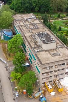 En weer een Wagenings universiteitsgebouw tegen de vlakte