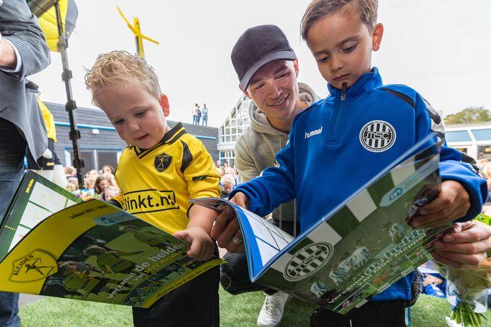 MSC, Alcides en FC Meppel staan nog altijd open voor de oprichting van een grote voetbalclub in Meppel.