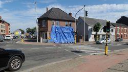 Lachgaspatronen aangetroffen in gecrashte BMW Kortessem