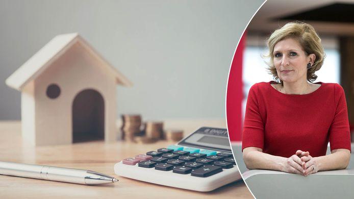 Geldexperte Véronique Goossens.