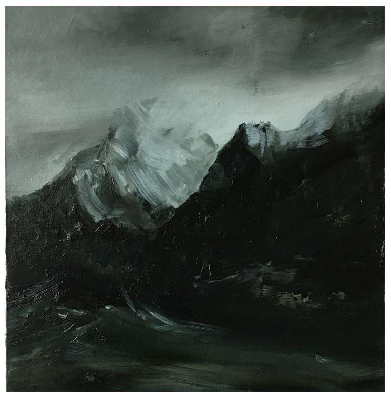 Joris Vanpoucke - Mountains (2021), DMW Gallery Beeld GalleryViewer
