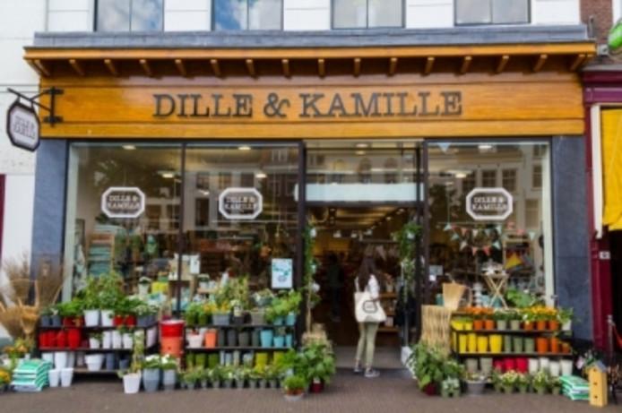 Een winkel van Dille & Kamille