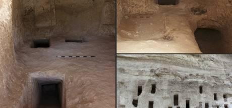 Découverte en Égypte de 250 tombeaux enfouis depuis plus de 4.000 ans
