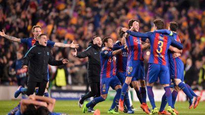 """Ons eindejaarspanel (aflevering #6): """"De mooiste wedstrijd? De remontada was uniek, zelfs voor een ploeg als Barcelona"""""""