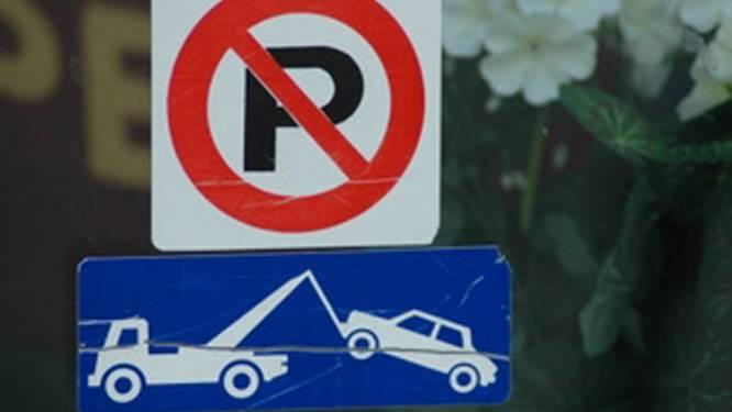 Parking Stadspark afgesloten tot morgennacht