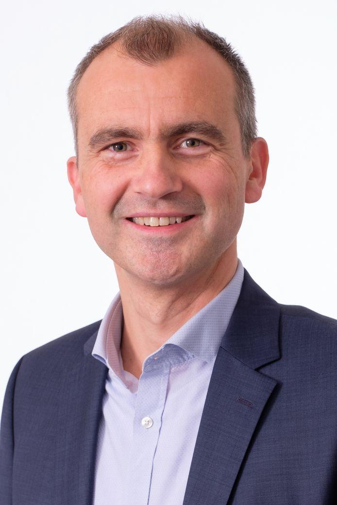 Bas Wonink (47) wordt voorgedragen als nieuwe wethouder in Kampen.