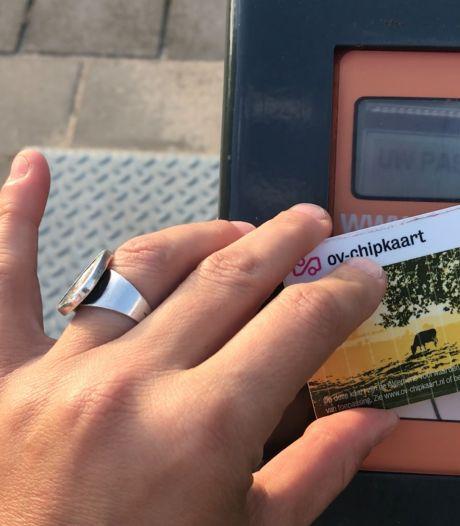 Foutje: nieuwe ondergrondse containers Avri gaan gratis open met OV-chipkaart