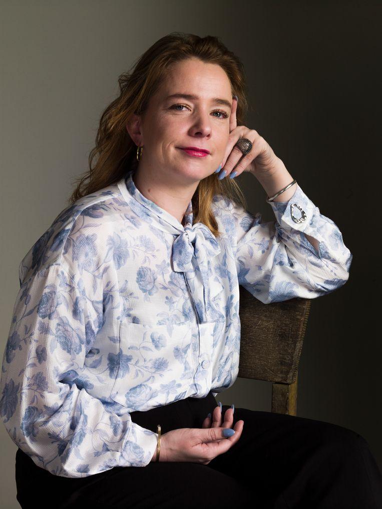 Denise Harleman (Apeldoorn 1986) is initiatiefnemer van Collectief Kapitaal, een netwerk van – nu nog – honderd Nederlanders die een proef gaan doen met het basisinkomen. Tegelijkertijd vormen ze een beweging die werkt aan onderlinge solidariteit en wederzijds vertrouwen. Zie www.collectiefkapitaal.nl Beeld Koos Breukel