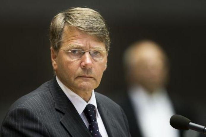 Minister Piet Hein Donner. ANP Photo
