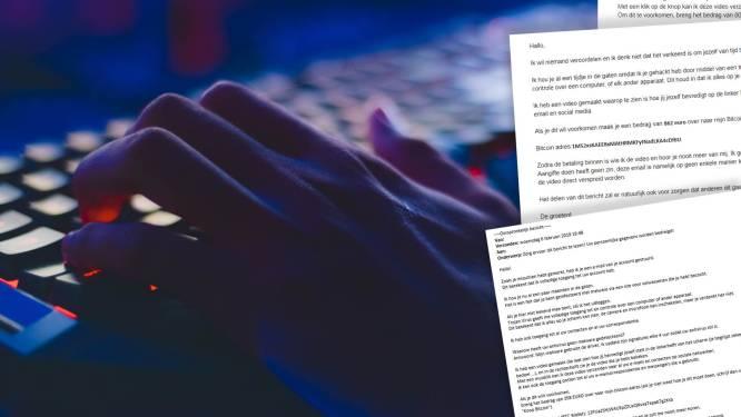 """Oplichters gebruiken je eigen wachtwoord om je af te persen: """"Niet betalen? Dan lekken we pikante video"""""""