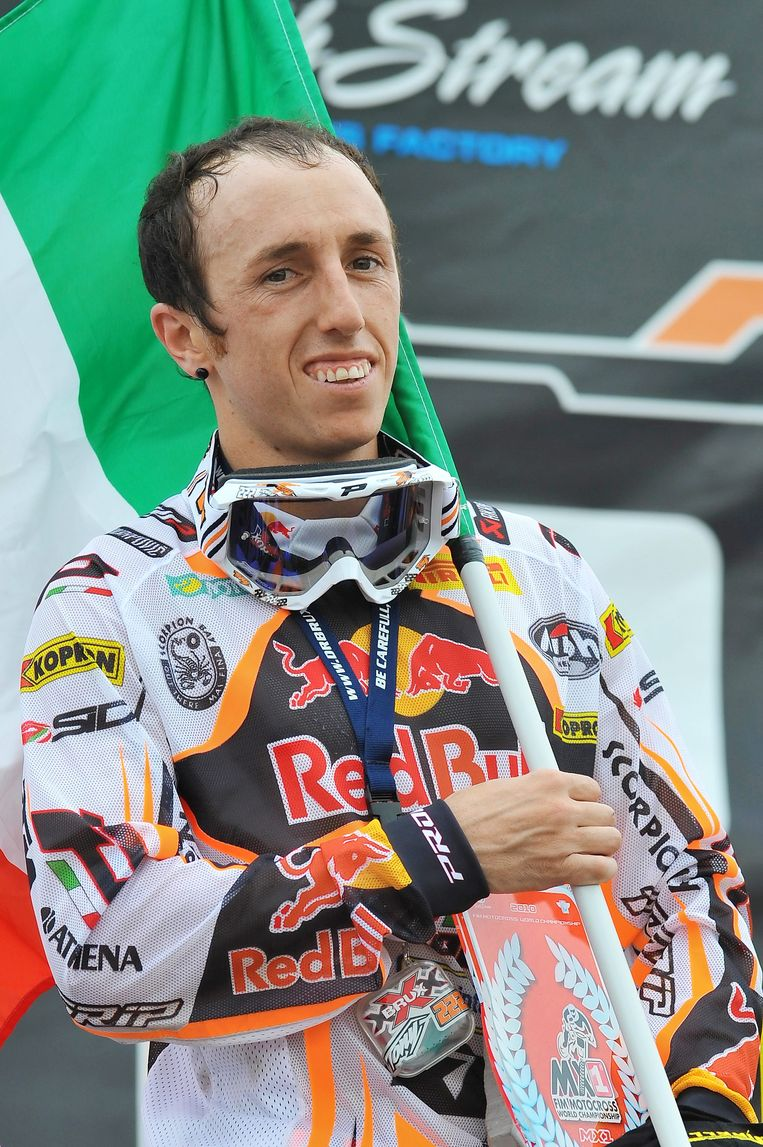 Wereldkampioen Antonio Cairoli. Beeld BELGA
