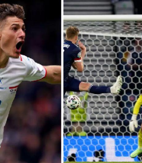 Schick, De Bruyne, Modric, Ronaldo: les 10 bijoux de la phase de groupes de l'Euro