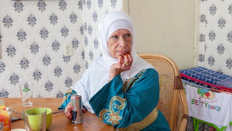 De ras-Amsterdamse Carla (64): 'Mensen vroegen of hij z'n moeder had meegenomen.' Beeld Marjolein Busstra