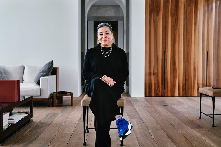 Carla Arocha. Beeld Joris Casaer
