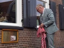 Gedenkplaat in Bunschoten brengt slachtoffers granaatvuur in 1945 in herinnering