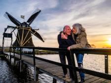 Hoe verliefde molenaars Judith en Arno ingesloten raakten door ijs (en nu geld nodig hebben voor een nieuwe brug)