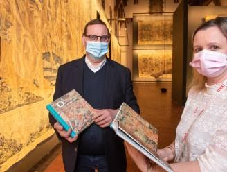 """Oudenaarde verbouwt stadsmuseum MOU om wandtapijten nog meer te belichten: """"Nieuw boek is de eerste stap"""""""