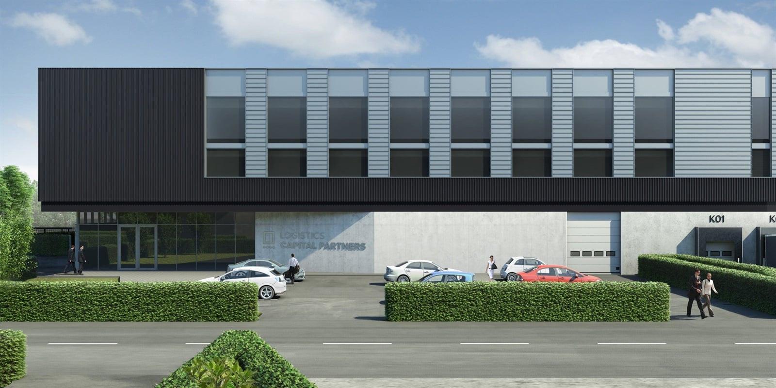 Zo gaat de nieuwbouw er op Campus A58 in Roosendaal uit zien.