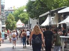 Nog één dagje feesten: stad stroomt vol feestvierders én wandelaars