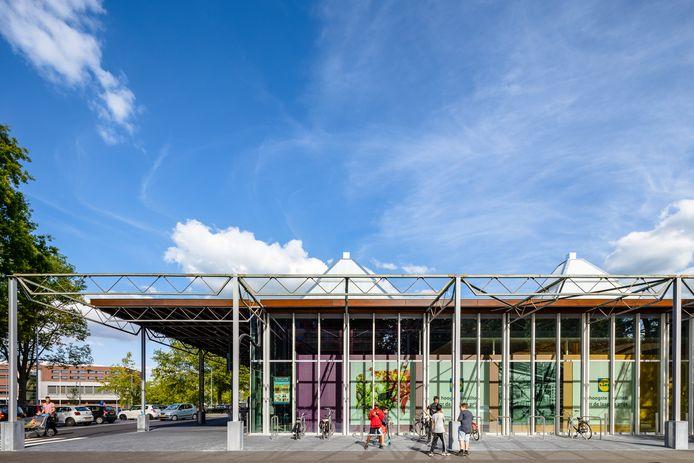 Multifunctioneel centrum 't Karregat is genomineerd voor de Dirk Roosenburgprijs 2021 in Eindhoven.