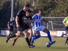 'Op-goed-geluk-voetballer' Smits brengt KHC tegen DTS'35 geen fortuin