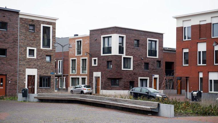 Woningen in Amsterdam. In veel gemeenten, met name in de Randstad, steeg de gemiddelde WOZ-waarde van woningen de afgelopen jaren telkens met meer dan 10 procent. Beeld null