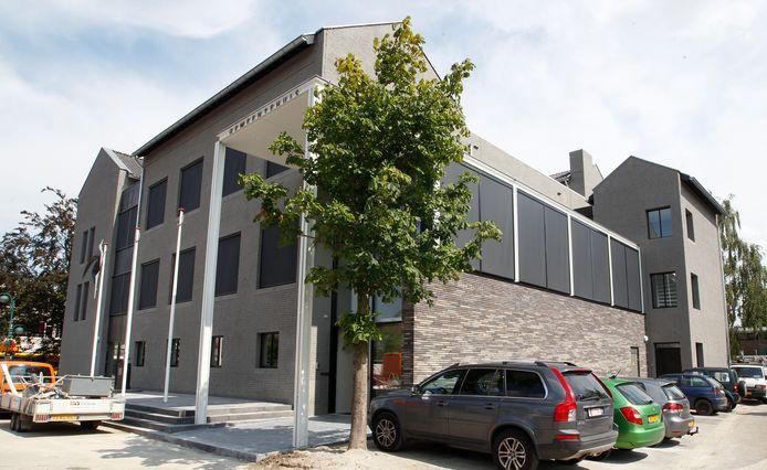 Het gemeentehuis van Cranendonck.