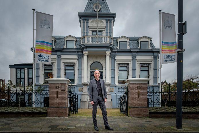 John Massaar, directeur van Fonds Schiedam Vlaardingen e.o.