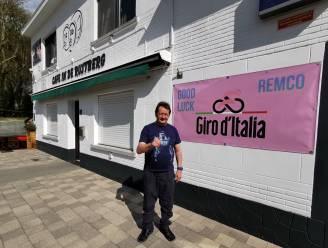 """Schepdaal kleurt al beetje roze, dorpsgenoten duimen voor Remco Evenepoel in Giro: """"Geen feestje op het terras, maar wel blij dat hij opnieuw kan koersen"""""""