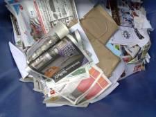 Subsidie op oud papier verdwijnt in Ede
