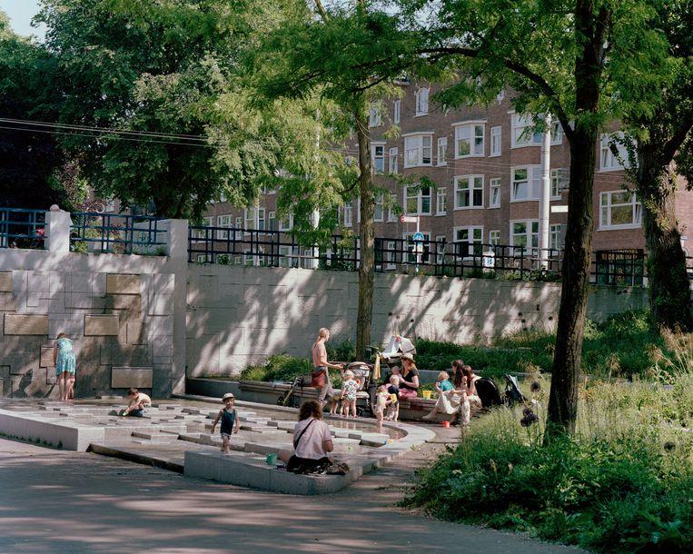 Rembrandtpark. Beeld Sem Langendijk