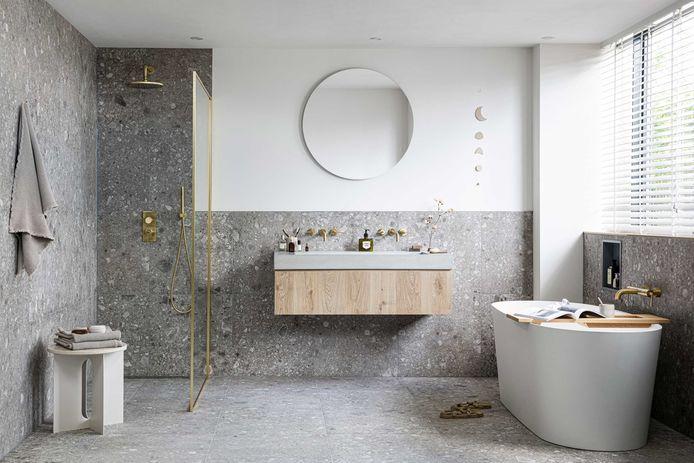 De badkamer restylen met een klein budget