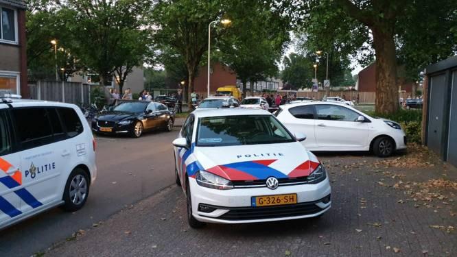 Politie lost waarschuwingsschot bij enorme knokpartij in Hengelo