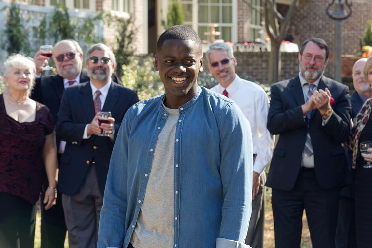 Daniel Kaluuya in Get Out van Jordan Peele. Beeld