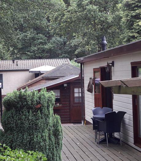 Voor 35 chalets op Wildhorst dreigt snelle sloop