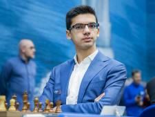 Kandidatentoernooi schaken met Giri op 1 november hervat