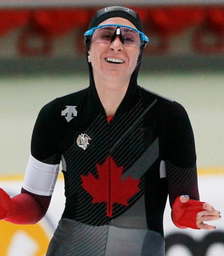 Ivanie Blondin wint ook in Nagano